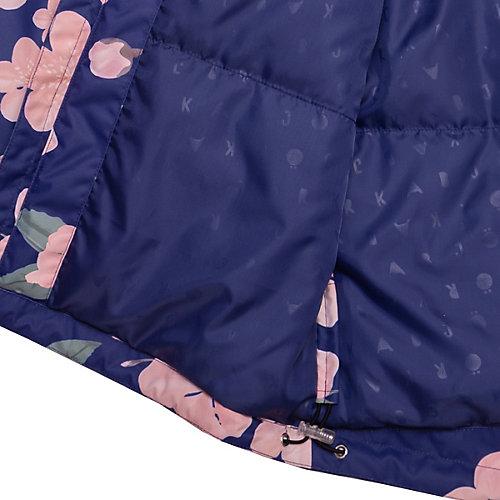 Комплект BJÖRKA: куртка и полукомбинезон - розовый от BJÖRKA