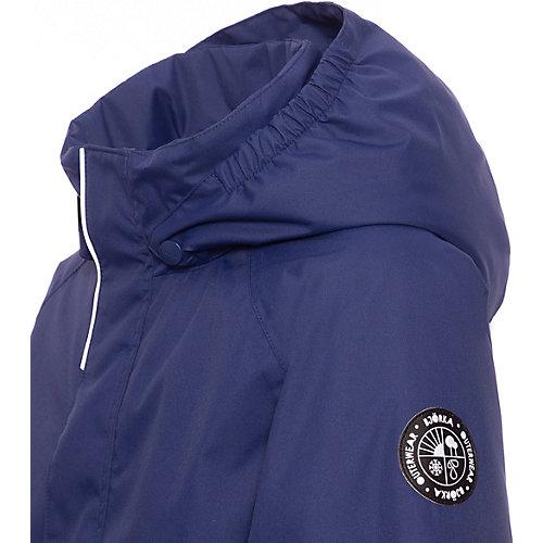 Демисезонная куртка BJÖRKA - синий от BJÖRKA