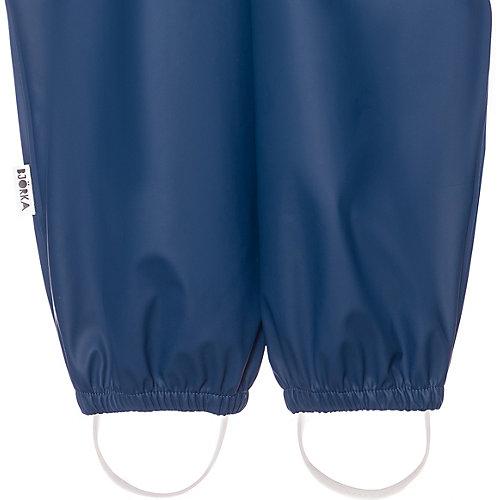 Непромокаемый полукомбинезон BJÖRKA - темно-синий от BJÖRKA