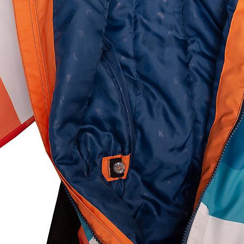 Демисезонный комбинезон BJÖRKA - разноцветный от BJÖRKA