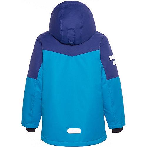 Демисезонная куртка BJÖRKA - голубой от BJÖRKA