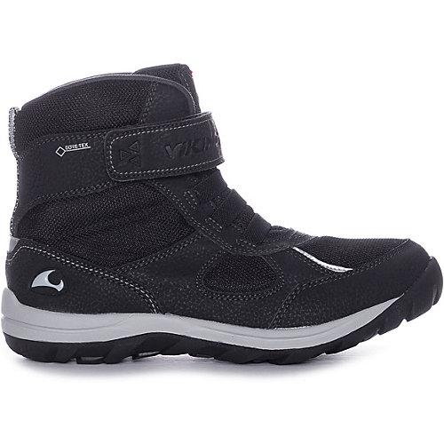 Утепленные Ботинки Viking Hamar II Jr - черный