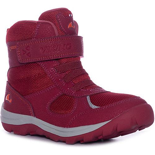 Утепленные Ботинки Hamar II Jr - красный