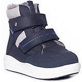 Утепленные ботинки Котофей