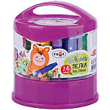 "Масляные мелки Гамма ""Малыш"", 24 цвета"