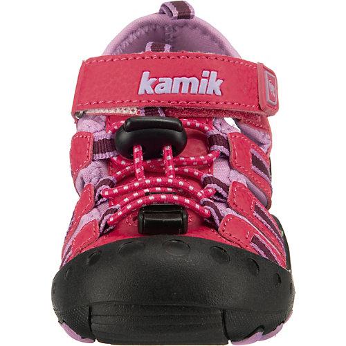 Сандалии Kamik Crab - розовый от Kamik