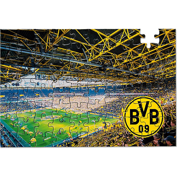 Bvb Mini Puzzle Fussballverein Borussia Dortmund Mytoys