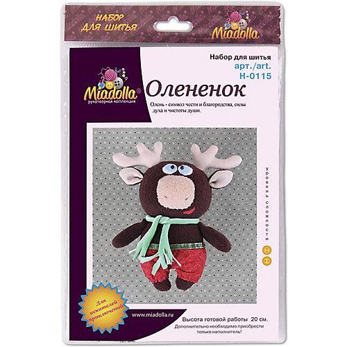"""Набор для шитья игрушки Miadolla """"Олененок"""" от Miadolla"""