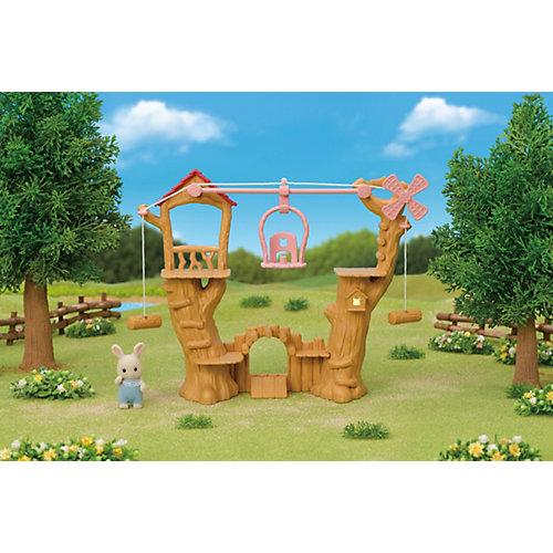 """Игровой набор Sylvanian Families """"Игровая площадка: детская канатная дорога"""" от Эпоха Чудес"""