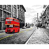 """Набор для раскрашивания по номерам (по дереву) Фрея """"На улицах Лондона"""", 40 х 50 см"""
