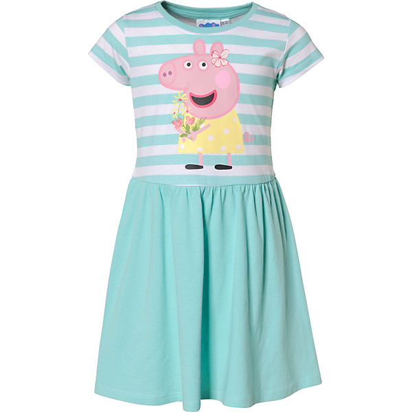 Peppa Pig Kinder Jerseykleid, Organic Cotton