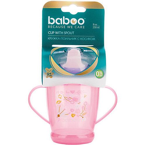Кружка-поильник Baboo Flora 250 мл от Baboo