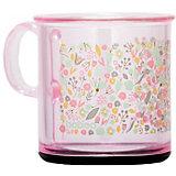 Чашка с антискользящим дном Baboo Flora 170 мл