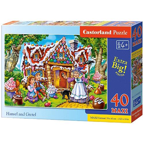 """Пазл Castorland Maxi """"Пряничный домик"""", 40 деталей от Castorland"""