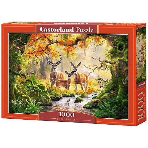 """Пазл Castorland """"Королевская семья"""", 1000 деталей от Castorland"""