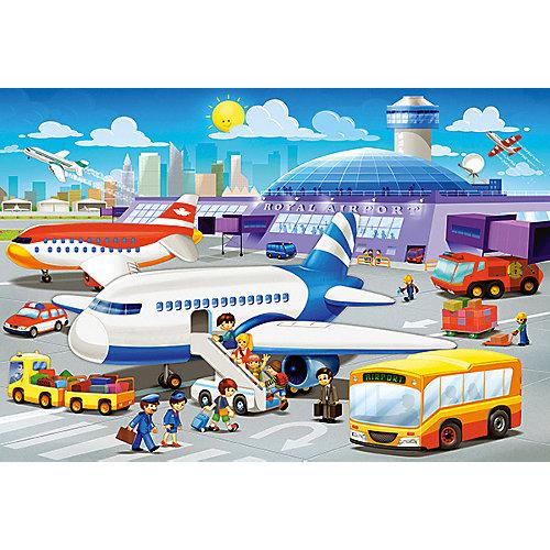 """Пазл Castorland Maxi """"В аэропорту"""", 40 деталей от Castorland"""