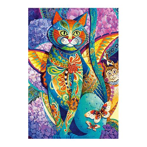 """Пазл Castorland """"Кошачья фиеста"""", 1500 деталей от Castorland"""