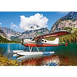 """Пазл Castorland """"Самолет на горном озере"""", 500 деталей"""