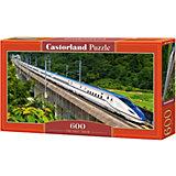 """Пазл Castorland """"Поезд"""", 600 деталей"""
