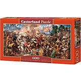 """Пазл Castorland """"Битва при Грюнвальде"""", 600 деталей"""