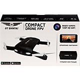 Квадрокоптер радиоуправляемый От винта! Compact drone