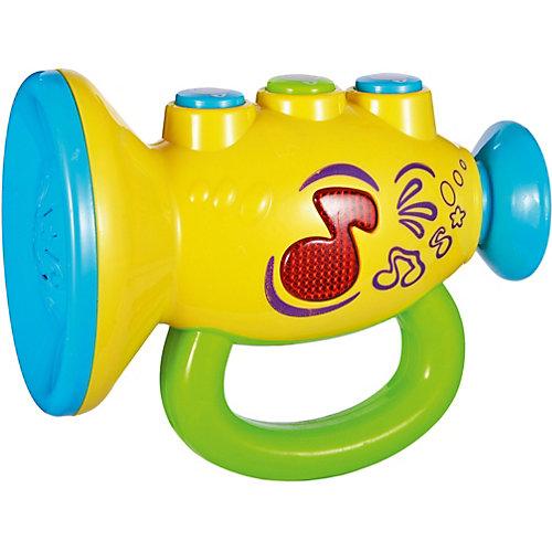 Музыкальная игрушка Жирафики Труба от Жирафики