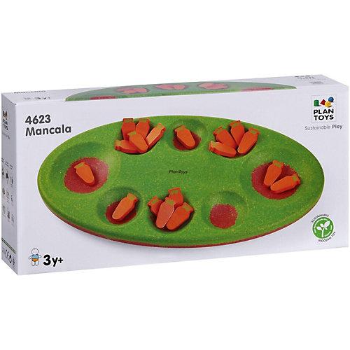 """Настольная игра Plan Toys """"Манкала: Морковки"""" от PLANTOYS"""