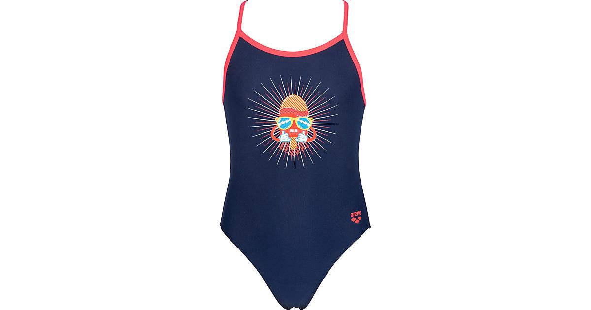 Kinder Badeanzug LOLLY blau Gr. 98 Mädchen Kleinkinder