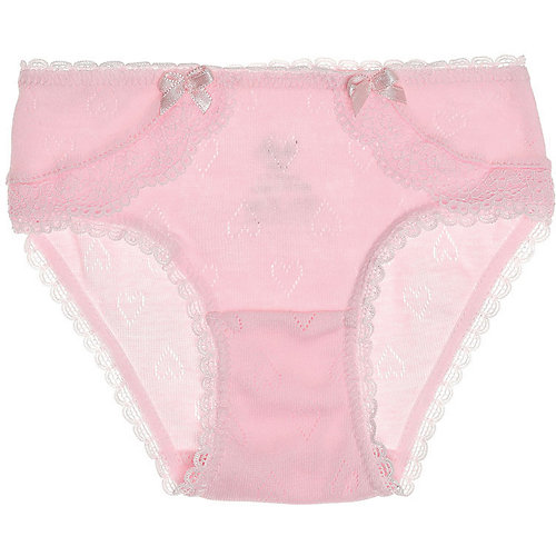 Трусы Buonumare, 3 шт - блекло-розовый от Buonumare