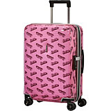 Чемодан Samsonite Barbie, высота 55 см