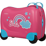 Чемодан Samsonite Barbie, высота 37 см