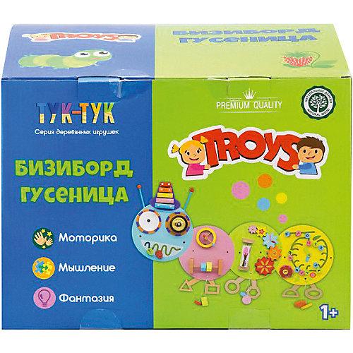 Бизиборд Troys Гусеница от Troys