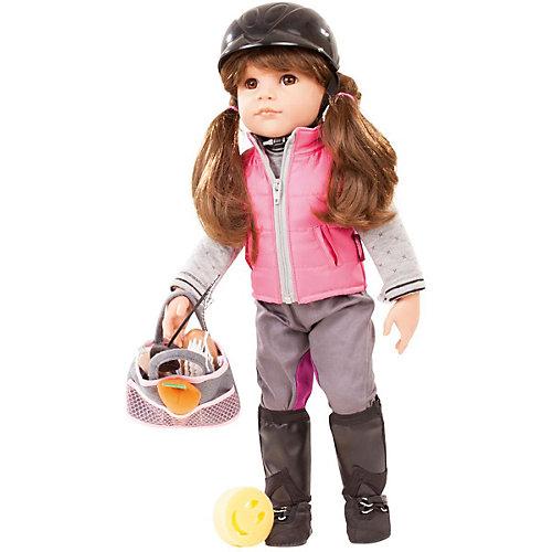 """Кукла Gotz Ханна """"Верховая езда"""", 50 см от Götz"""