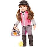 """Кукла Gotz Ханна """"Верховая езда"""", 50 см"""