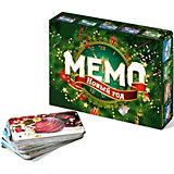 Карточная игра Нескучные игры Мемо Новый Год
