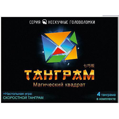 Настольная игра-головоломка Нескучные игры Танграм от Нескучные игры