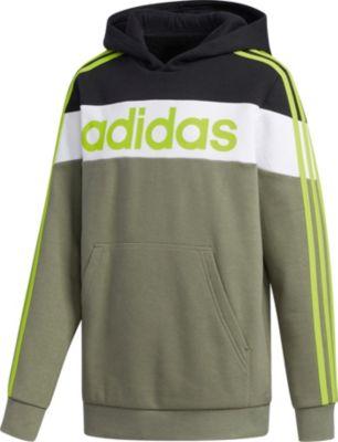 Sweatshirt für Jungen, adidas Performance