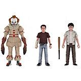 "Набор фигурок Funko Action Figures: ""Оно"" Пеннивайз, Ричи и Эдди, 30012"