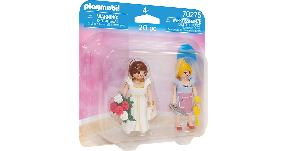 PLAYMOBIL® 70275 Duo Pack Prinzessin und Schneiderin