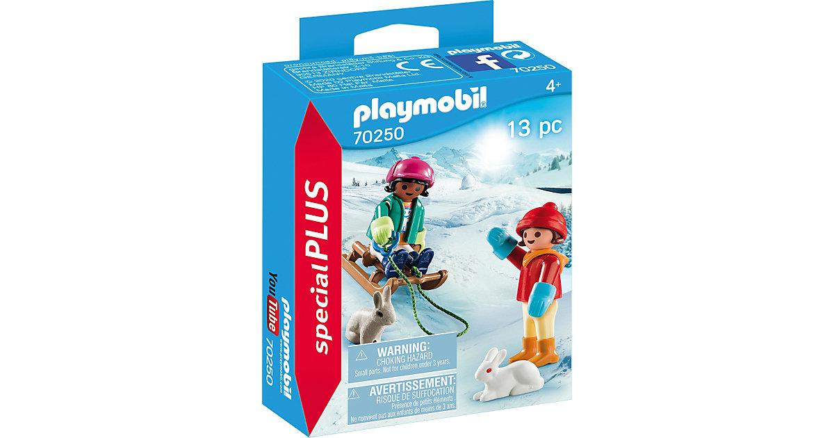 PLAYMOBIL® 70250 Special Plus: Kinder mit Schlitten