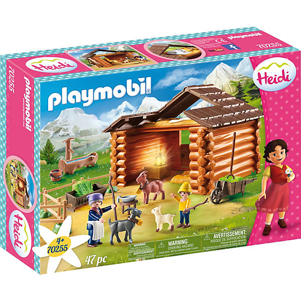 PLAYMOBIL® 70255 Peters Ziegenstall