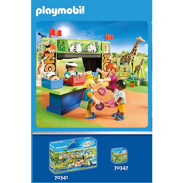 PLAYMOBIL® 70349 Erdmännchenkolonie, PLAYMOBIL Family Fun pRhEa2