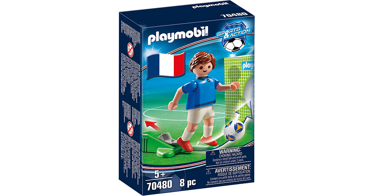 PLAYMOBIL® 70480 Nationalspieler Frankreich A