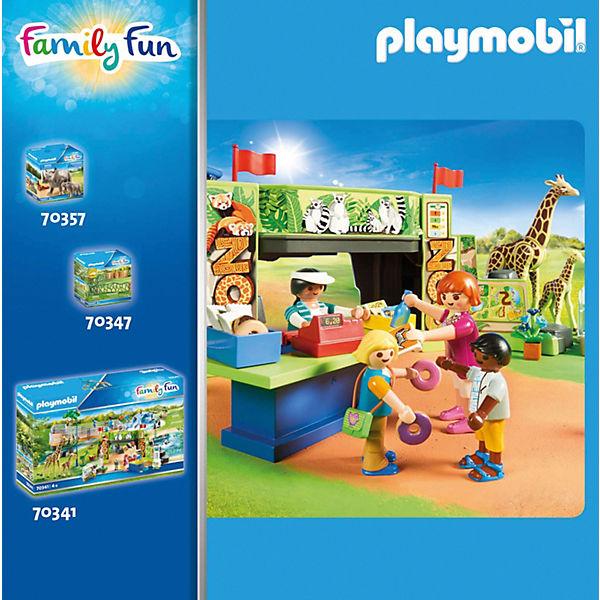 PLAYMOBIL® 70358 Alligator mit Babys, PLAYMOBIL Family Fun uWA6xI