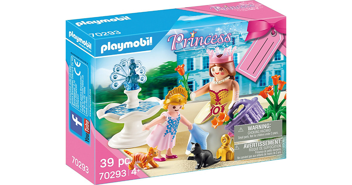 "PLAYMOBIL® 70293 Geschenkset ""Prinzessin"""