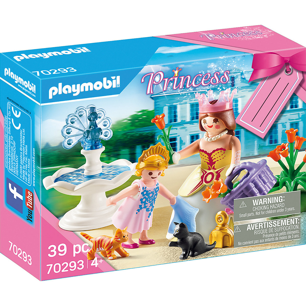 """playmobil® 70293 geschenkset """"prinzessin"""" playmobil"""