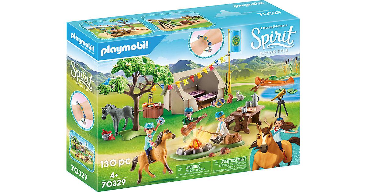 PLAYMOBIL® 70329 Spirit: Sommercamp