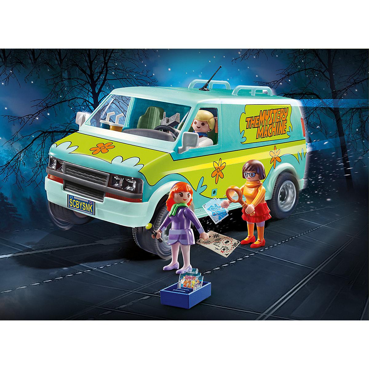 PLAYMOBIL® 70286 SCOOBY-DOO! Mystery Machine PLAYMOBIL SCOOBY-DOO! JjDR5