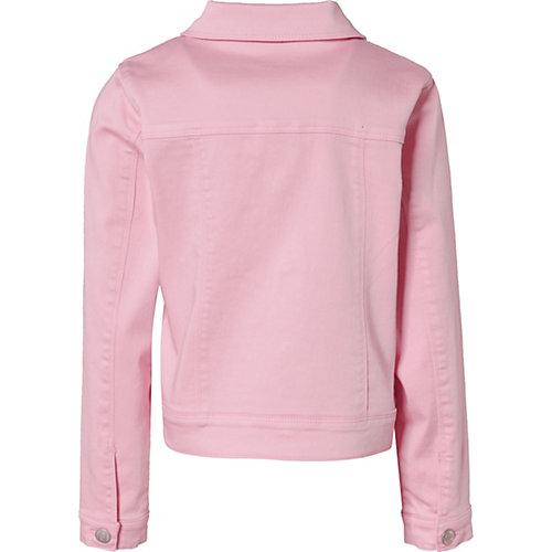 Джинсовая куртка name it - розовый от name it