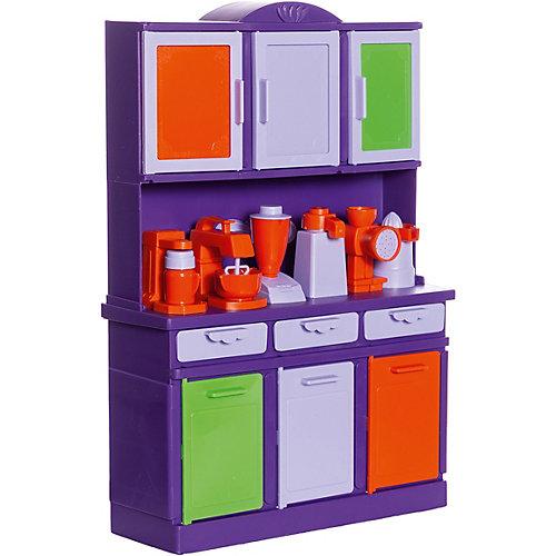 Кухня Огонёк Конфетти. Буфет для куклы от Огонек